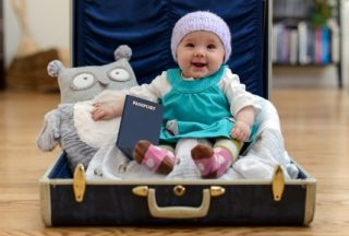 Travel Moms Packing List for Babies